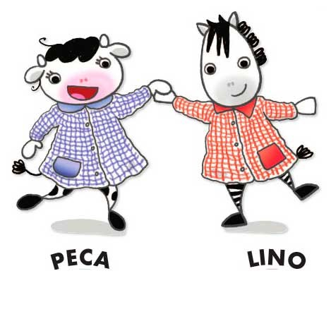 Los Duendes con Peca y Lino