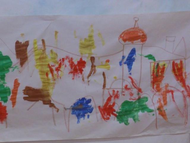 Taller de arte – Kandinsky