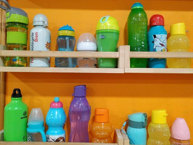 Plástico, plástico, no damos abástico